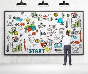 Start a DBA