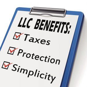 LLC benefits -Green Tree TAx